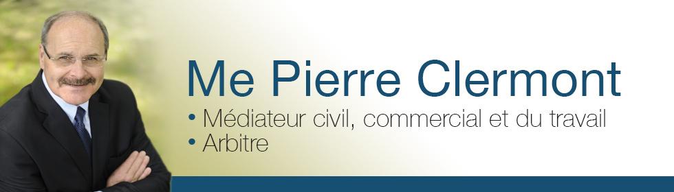 Me Pierre Clermont